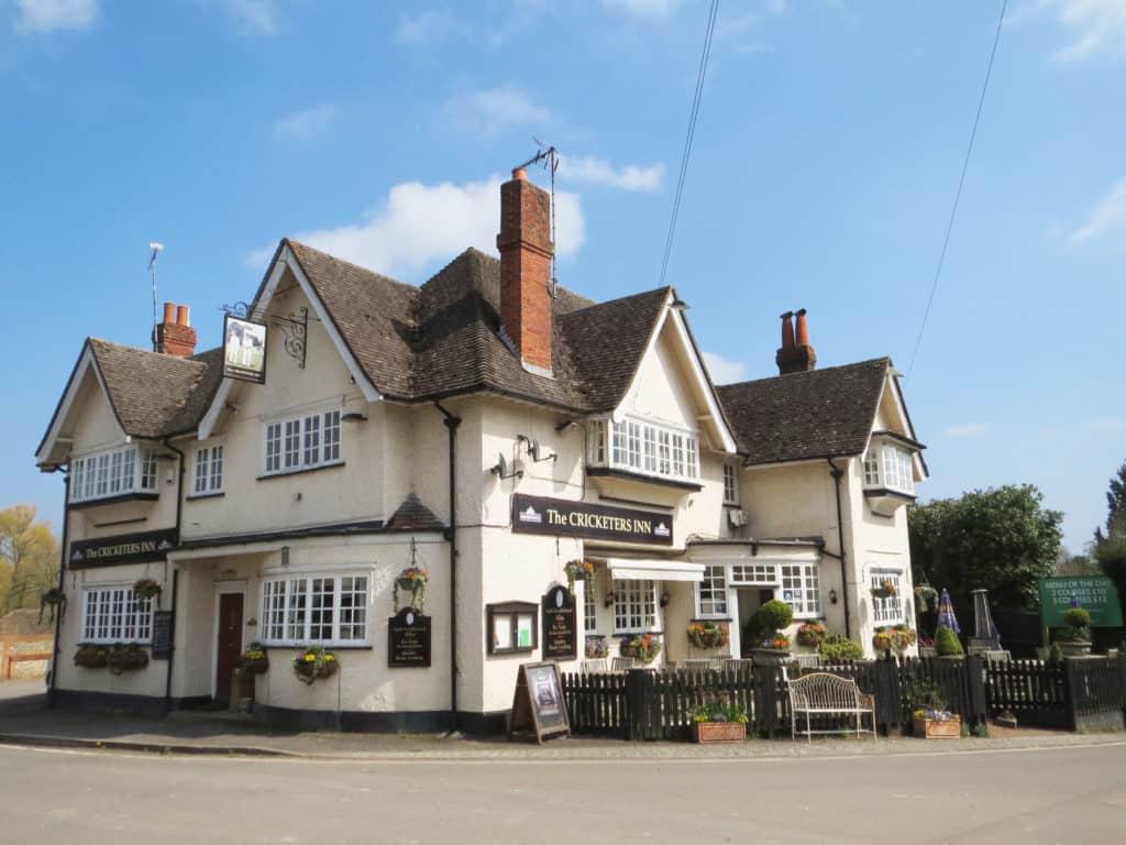 The_Cricketers_Inn,_Easton_3378